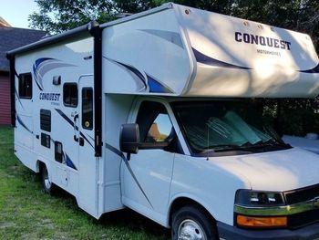 2018 Chevrolet Conquest - Class C RV on RVnGO.com