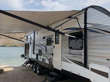 2018 Forest River SALEM 32BHD - Travel Trailer RV on RVnGO.com