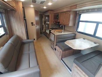 2020 Entegra Coach Odyssey  - Class C RV on RVnGO.com