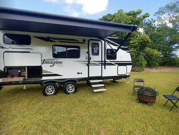 2020 Grand Design Imagine XLS 21BHE - Travel Trailer RV on RVnGO.com