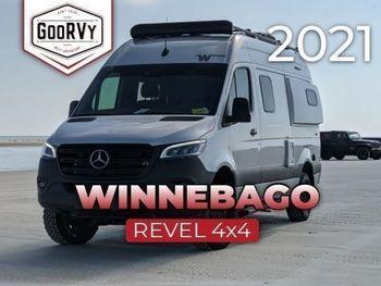 2021 Winnebago Revel - Class B RV on RVnGO.com