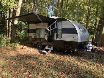 2021 Cherokee 16FQ - Travel Trailer RV on RVnGO.com