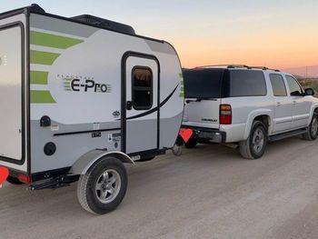 2017 Flagstaff E-Pro E12RK - Travel Trailer RV on RVnGO.com