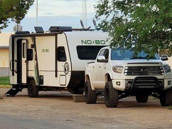 2019 Forest River No Boundaries - Travel Trailer RV on RVnGO.com