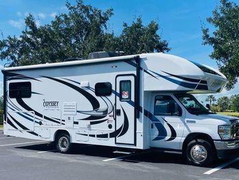 2021 Entegra Coach 25R - Class C RV on RVnGO.com