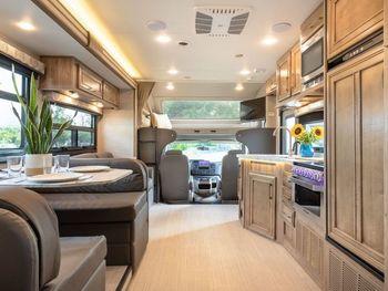 2021 Entegra Coach Odyssey 26D - Class C RV on RVnGO.com