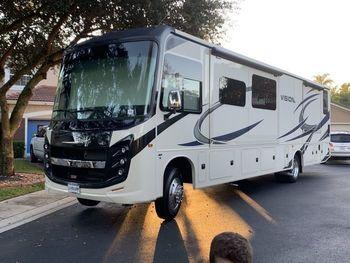 2021 Entegra Coach Vision XL 36A1 - Class A RV on RVnGO.com