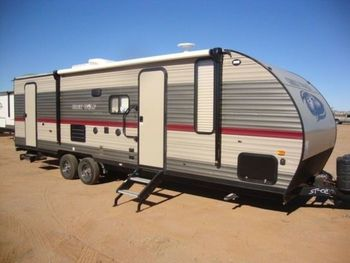 2018 Cherokee Grey Wolf 26BHS Bunkhouse w/slide-out - Travel Trailer RV on RVnGO.com