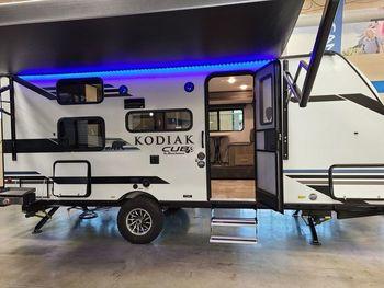 2021 Dutchmen Kodiak Cub 198bh - Travel Trailer RV on RVnGO.com