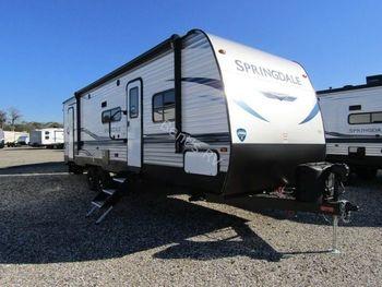 2021 Keystone Springdale 282BH - Travel Trailer RV on RVnGO.com