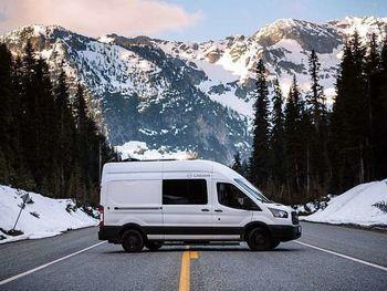 2019 Ford Transit - Campervan RV on RVnGO.com