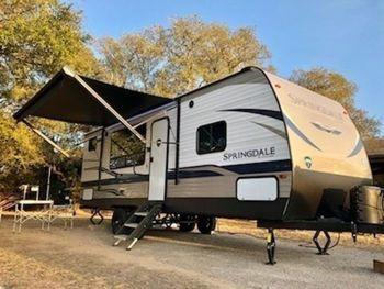 2021 Keystone 260BHS - Travel Trailer RV on RVnGO.com
