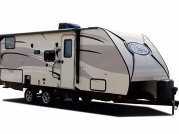 2016 Forest River Vibe 250BHS - Travel Trailer RV on RVnGO.com