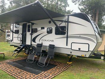 2021 Keystone Cougar - Travel Trailer RV on RVnGO.com