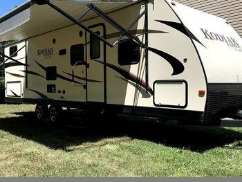 2016 Dutchmen Kodiak Express Ultra-Lite 283BHSL - Travel Trailer RV on RVnGO.com