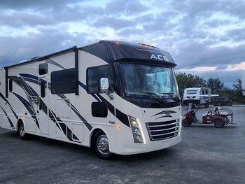 2021 Thor Ace 32.3 - Class A RV on RVnGO.com