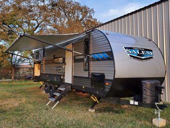 2020 Forest River Salem 30KQBSS - Travel Trailer RV on RVnGO.com