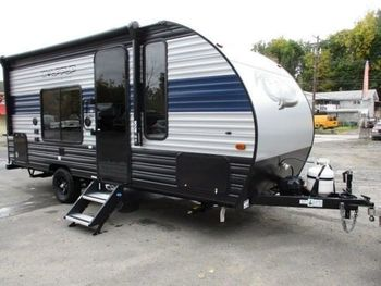 2021 Forest River Wolf Pup model 16FQ - Travel Trailer RV on RVnGO.com
