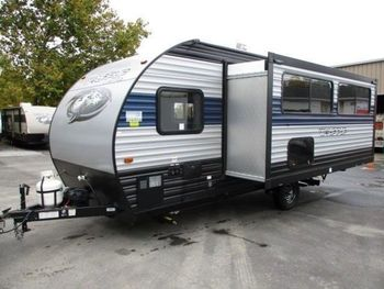 2021 Forest River Wolf Pup model 18TO - Travel Trailer RV on RVnGO.com