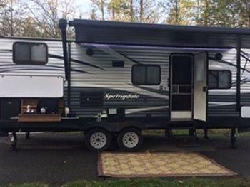 2018 Keystone Springdale - Travel Trailer RV on RVnGO.com