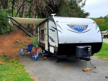 2018 Forest River Salem Cruise Lite - Travel Trailer RV on RVnGO.com