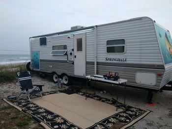 2008 Keystone Rv Springdale 26ft Bunk House - Travel Trailer RV on RVnGO.com