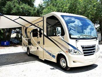 2017 Thor Motor Coach Axis - Class A RV on RVnGO.com