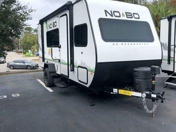 2021 Forest River NoBo 16.6 - Travel Trailer RV on RVnGO.com