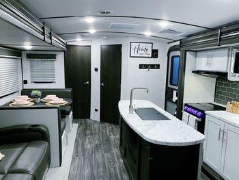 2021 Keystone Rv Bullet 330BHS - Travel Trailer RV on RVnGO.com