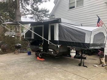 2020 Forest River Rockwood Freedom - Pop-Up Camper & Other (Non-Motorized) RV on RVnGO.com