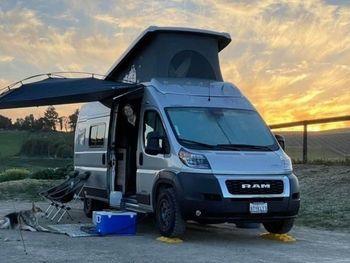 2021 Winnebago Solis - Campervan RV on RVnGO.com