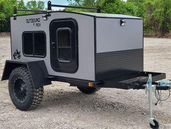 2021 Custom OUTBOUND T-REX - Travel Trailer RV on RVnGO.com