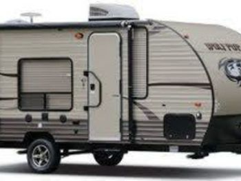2016 Forest River wolf pup - Travel Trailer RV on RVnGO.com