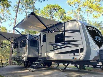 2020 Open Range 328BHS Bunkhouse - Travel Trailer RV on RVnGO.com
