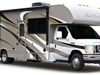 2015 Thor Motor Coach Four Winds 26A - Class C RV on RVnGO.com