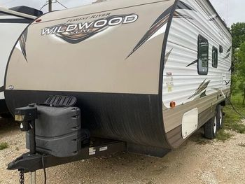 2020 Forest River Wildwoody  - Travel Trailer RV on RVnGO.com