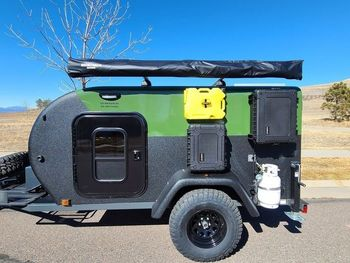 2020 Other High Altitude XT50 - Pop-Up Camper & Other (Non-Motorized) RV on RVnGO.com