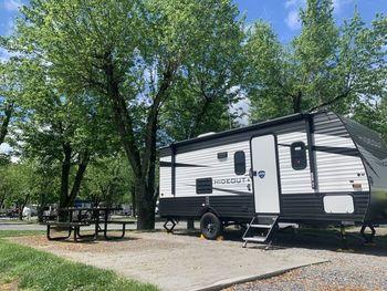 2021 Keystone Hideout 186SS - Travel Trailer RV on RVnGO.com