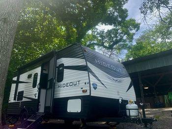 2021 Keystone Hideout 176BH - Travel Trailer RV on RVnGO.com