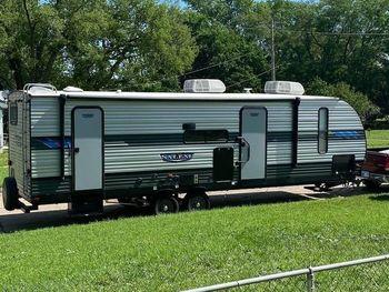 2021 Forest River Salem 26DBUD - Travel Trailer RV on RVnGO.com