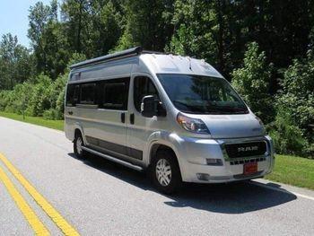 2021 Winnebago Travato 59K Camper Van - Class B RV on RVnGO.com