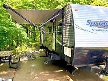 2018 Keystone Summerland - Travel Trailer RV on RVnGO.com