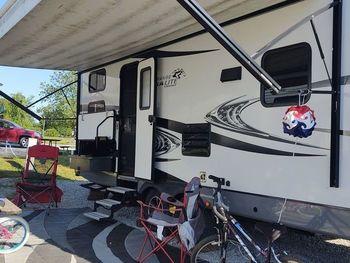 2017 Open Range 2802BH - Travel Trailer RV on RVnGO.com