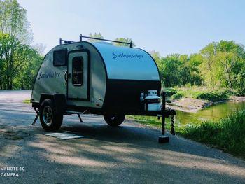 2021 Braxton Creek Bushwhacker 10SS - Travel Trailer RV on RVnGO.com