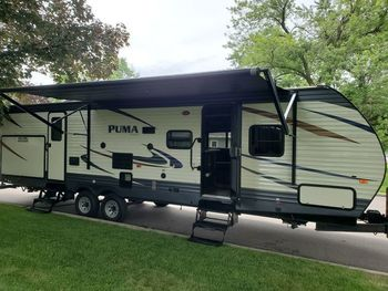 2018 Palomino Puma - Travel Trailer RV on RVnGO.com