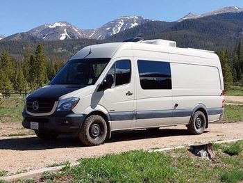 2016 Mercedes-Benz Sprinter - Campervan RV on RVnGO.com