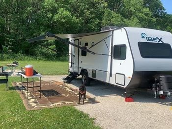 2021 Forest River IBEX 19QBS - Travel Trailer RV on RVnGO.com