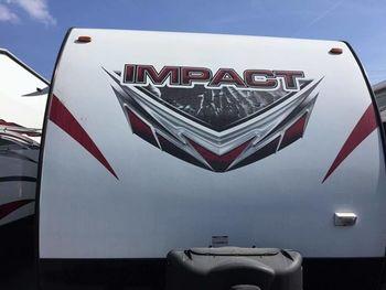 2016 Keystone Impact 300 - Toy Hauler RV on RVnGO.com