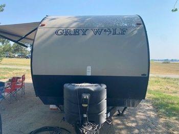 2015 Forest River Cherokee Grey Fox  - Travel Trailer RV on RVnGO.com
