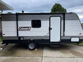 2021 Coleman 17B - Travel Trailer RV on RVnGO.com